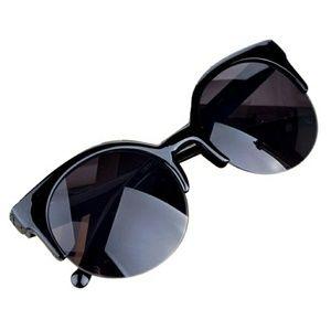 Accessories - Cali Girl Round Frame Sunglasses